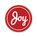 Joy Circle Scrapbooking Embellishment